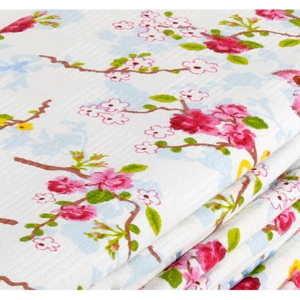 Ružová prikrývka na posteľ Love Colors Emma, 200 x 240 cm