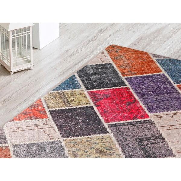 Koberec Patchwok Multicolor, 80x120 cm