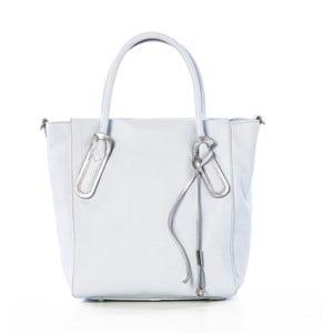 Biela kožená kabelka Gianni Conti Aigla