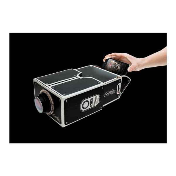 Smartphone projektor Luckies of London Classic