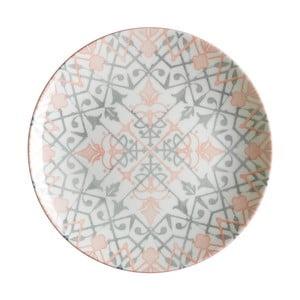Sada 6 dezertných tanierov Culinary Delight Ornament, ⌀20,5 cm