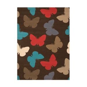 Detský koberec Zala Living Butterfly, 140×200cm