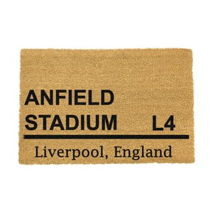 Rohožka Artsy Doormats Anfield Stadium, 40 × 60 cm