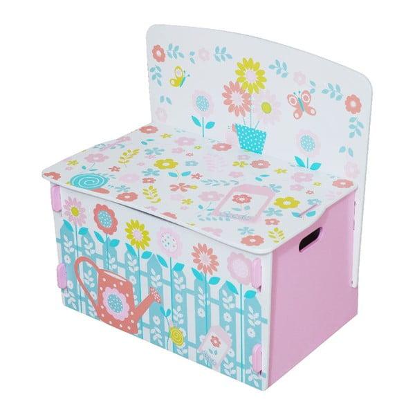 Box na hračky Country Cottage