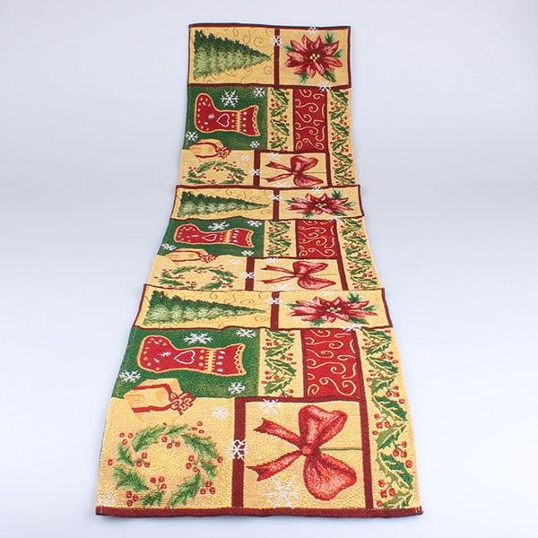 Behúň Dakls, vianočné mašle