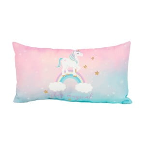 Vankúš Just 4 Kids Unicorn Magic Stay Magical, 33 x 17,5 cm