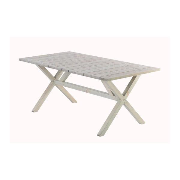 Záhradný stôl Siesta Natural, 180x90 cm