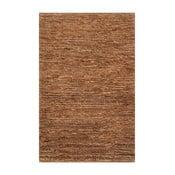 Ručne tkaný koberec Linie Design Botanic Beige, 50x80cm