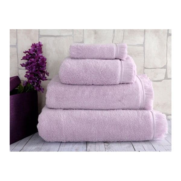 Orgovánový uterák Irya Home Superior, 50x90 cm
