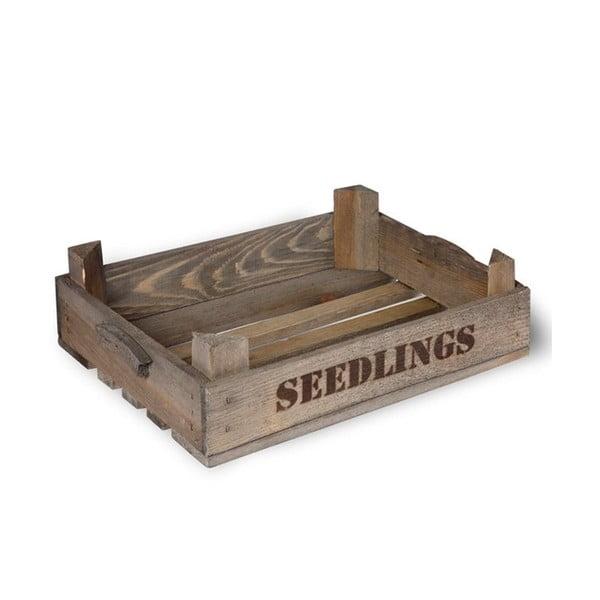 Prepravka na sadeničky zo smrekového dreva Garden Trading Seedlings