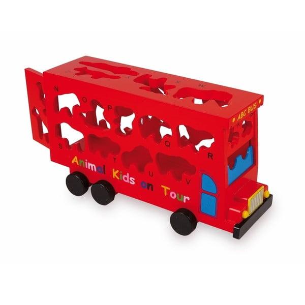 Skladačka Legler ABC Bus