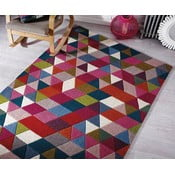 Vlnený koberec Flair Rugs Illusion Prism, 80×150cm
