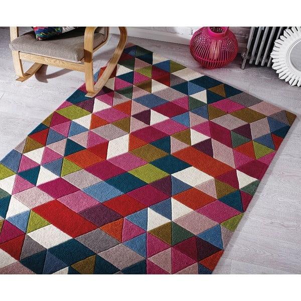 Vlnený koberec Flair Rugs Illusion Prism, 160×220cm