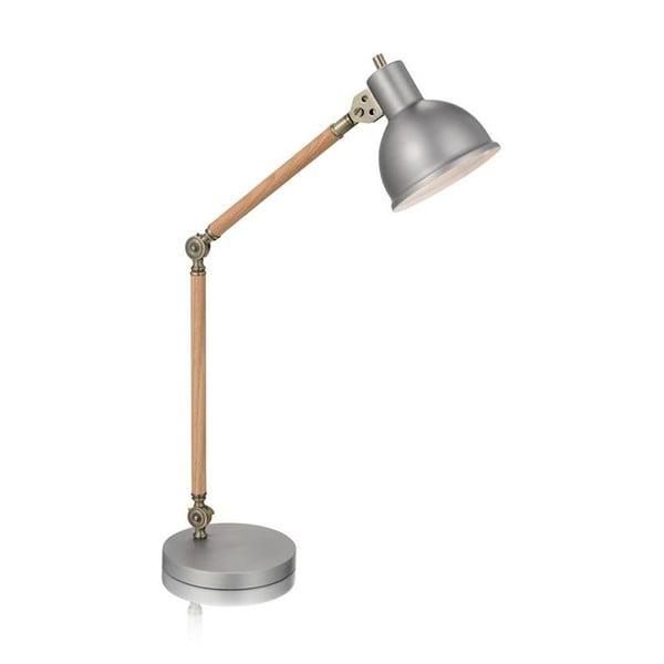 Stolná lampa Archimedes Alu