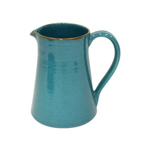 Modrý džbán z kameniny Casafina Sardegna, 2 l