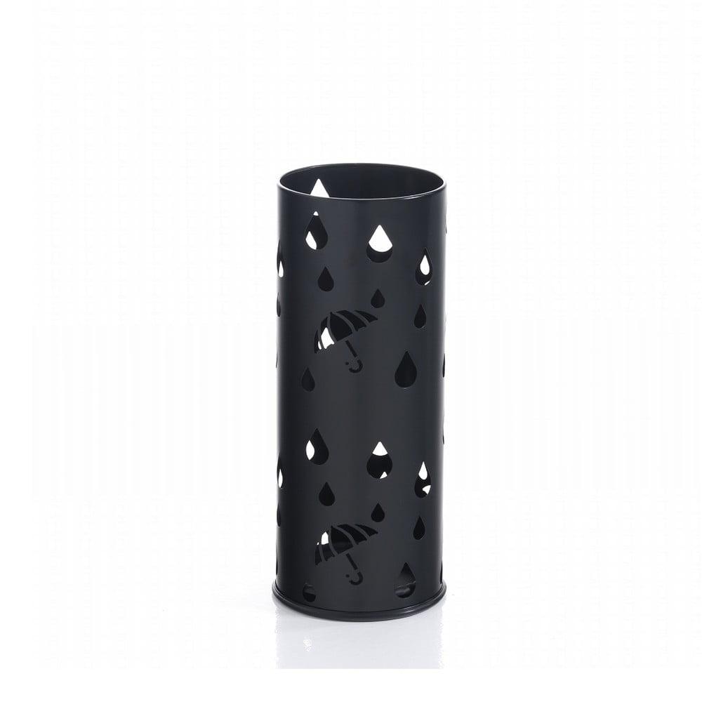 Čierny stojan na dáždniky Tomasucci Dew