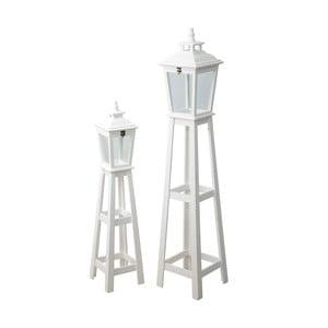 Sada 2 lampášov Coppia Lighthouse, 138 cm