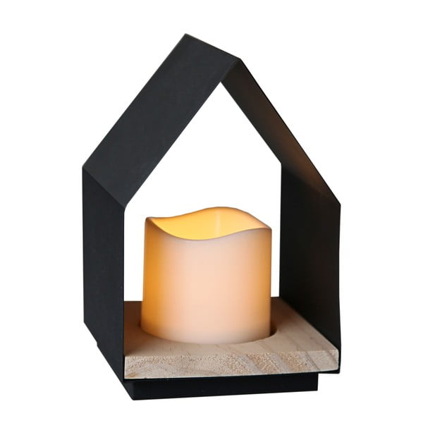 LED lampáš Scandi, 18 cm