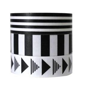 Sada 3 washi pások Alice Scott by Portico Designs