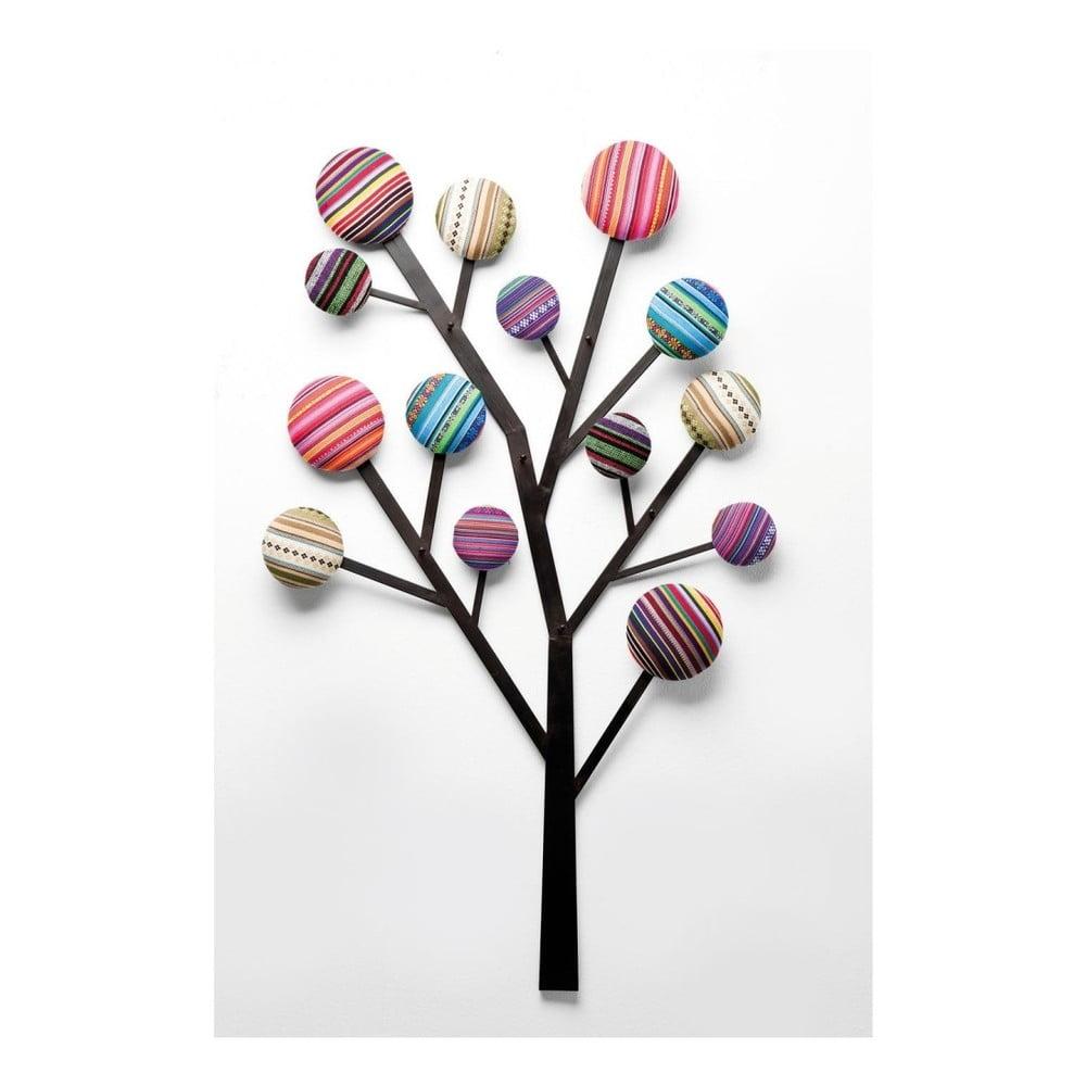 Nástenný vešiak Kare Design Bubble Tree