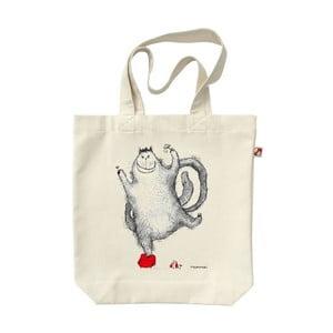 Plátenná taška Mačacie kúsky