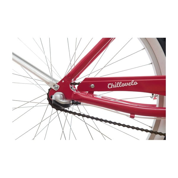 Bicykel Chillovelo Raspberry Cream