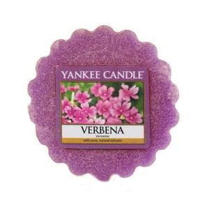 Vonný vosk do aromalampy Yankee Candle Verbena, doba trvania vône až 8 hodín