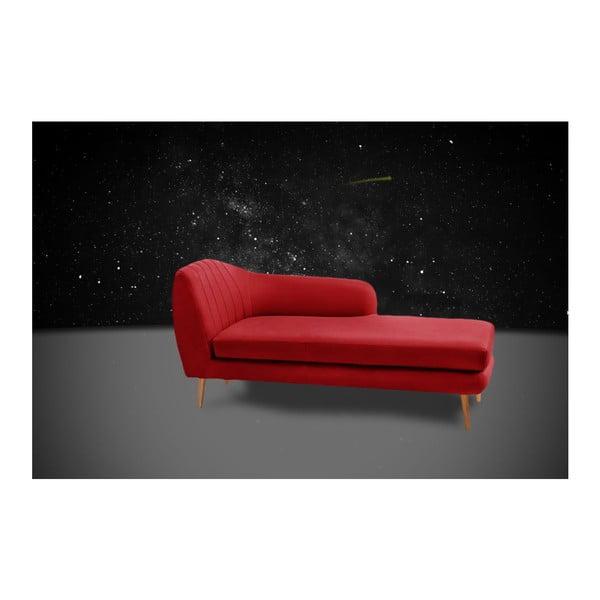 Leňoška Comete Red so sedom na pravej strane
