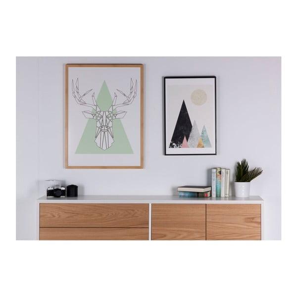 Obraz sømcasa Mountains, 40 × 60 cm