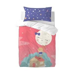 Detské obliečky z čistej bavlny Happynois Moon Dream, 115×145 cm