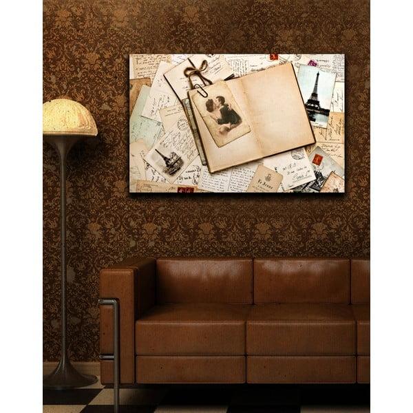 Obraz Staré spomienky, 45x70 cm