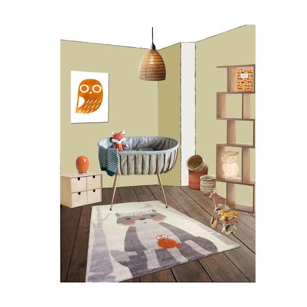 Detský koberec Nattiot Harry,100x150cm