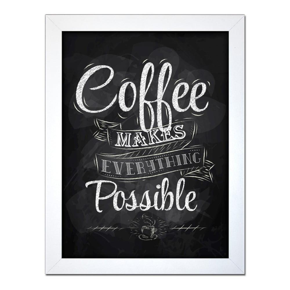 Obraz Styler Modernpik Coffee, 30 × 40 cm