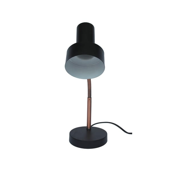 Čierna stolová lampa Red Cartel Maxwell