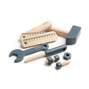 Detská sada dreveného náradia Flexa Toys Tool