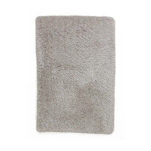 Svetlosivý ručne tuftovaný koberec Think Rugs Monte Carlo Cream, 100×150 cm