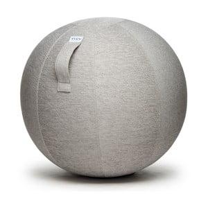 Svetosivá lopta na sedenie VLUV Stov, Ø70-75cm