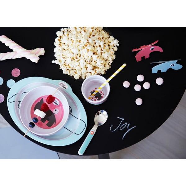 Jedálenská súprava pre deti Tasty Dinner Blue