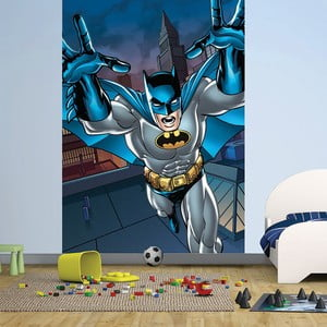 Veľkoformátová tapeta Batman, 158x232cm