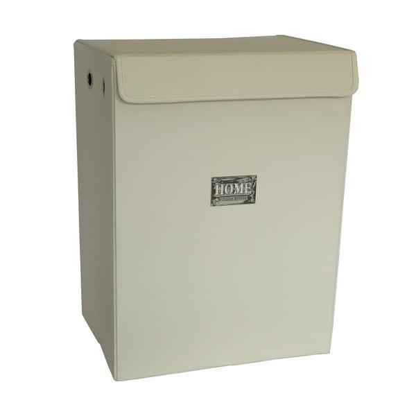 Biely úložný box Tomasucci Milla, veľký