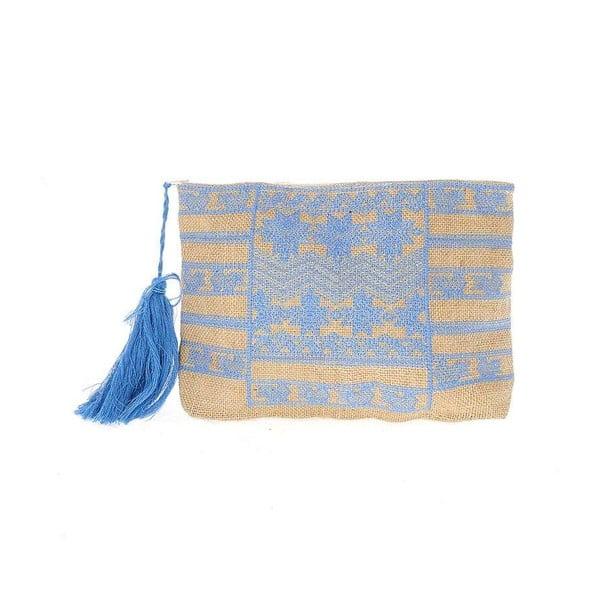 Kabelka Blue Tassel