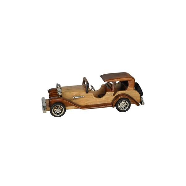 Drevená dekoratívna replika Car