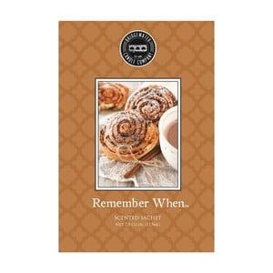 Vonné vrecko s vôňou zázvoru, orechov a škorice Creative Tops Remember When