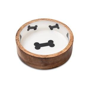 Drevená miska pre psov Marendog Bowl, ⌀ 13 cm