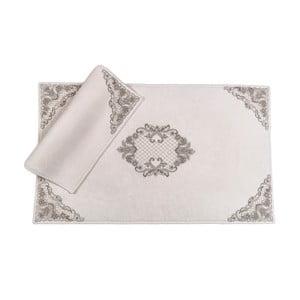 Sada 2 kúpeľňových predložiek Maco Cotton Herno