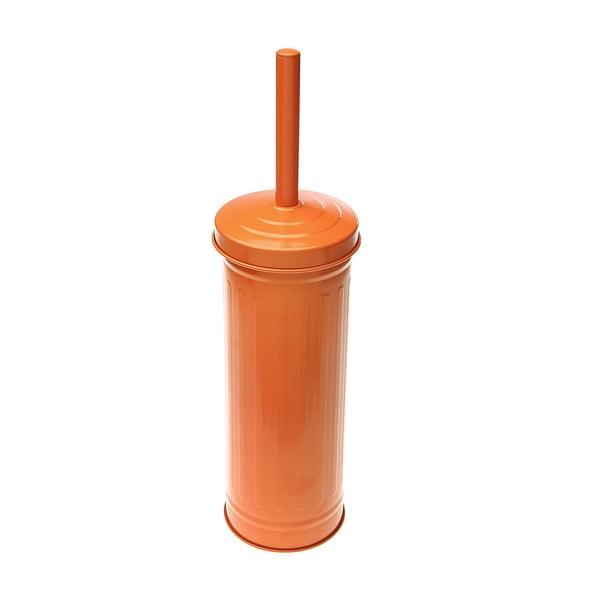 Oranžová toaletná kefa Naranijsa