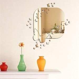 Dekoratívne zrkadlo Butterfly