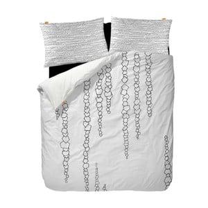 Bavlnená obliečka na perinu Blanc Dripstone, 140×200 cm