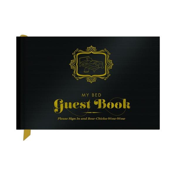Návštevná kniha pre prespávajúce návštevy