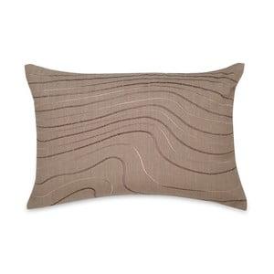Vankúš Waves Sand, 35x50 cm